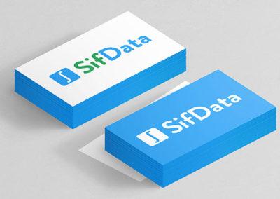 SifData Logo Design